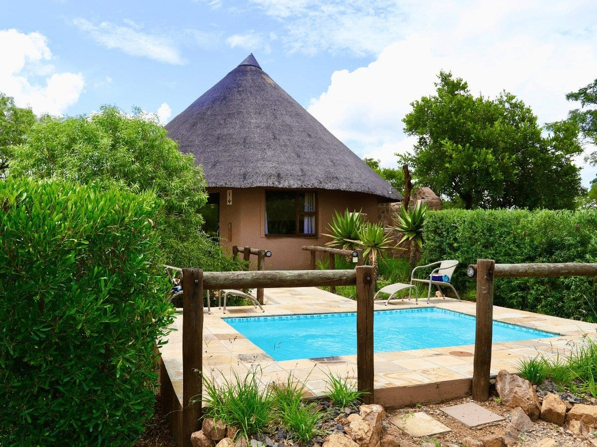 5 star Dinokeng Accommodation, SA - Villa
