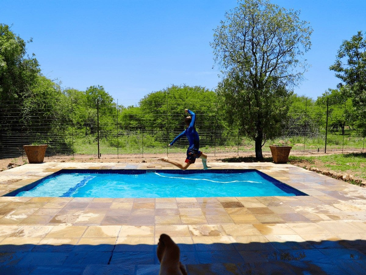 5 star Dinokeng Accommodation Suites, South Africa