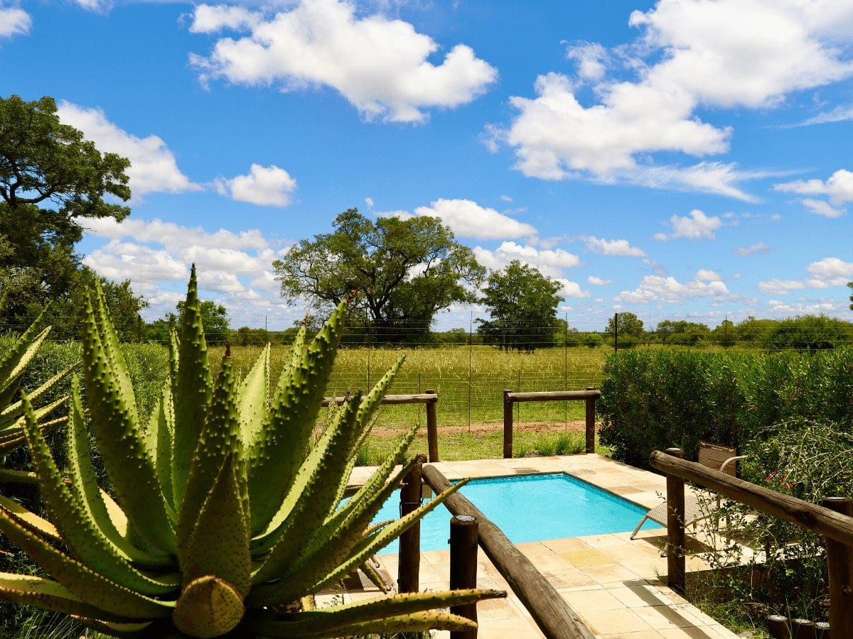 5 star Dinokeng Accommodation Villa - swimming pool